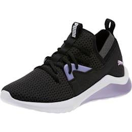 Emergence Cosmic Women's Sneakers, Puma Black-Sweet Lavender, small