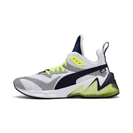 LQDCELL Origin Tech Men's Shoes, Puma White-Peacoat, small-IND