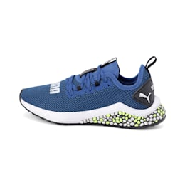 HYBRID NX Youth Shoes, Galaxy Blue-Black-White, small-IND