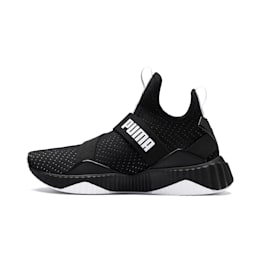 Defy Mid Core Women's Training Shoes, Puma Black-Puma White, small