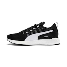 NRGY Neko Turbo Men's Running Shoes, Puma Black-Puma White, small-IND