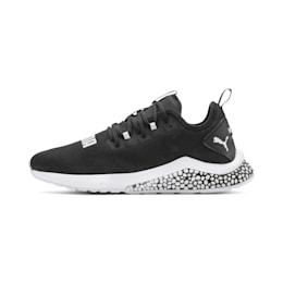 HYBRID NX Camo Men's Running Shoes, Puma Black-Puma White, small