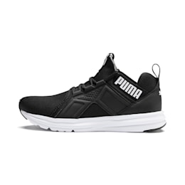Enzo Sport Men's Shoes, Puma Black-Puma White, small-IND