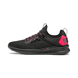 IGNITE Flash Shift Q4 Women's Shoes, Puma Black-Nrgy Rose, small-IND