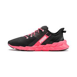 Weave XT Women's Training Shoes, Puma Black-Pink Alert, small