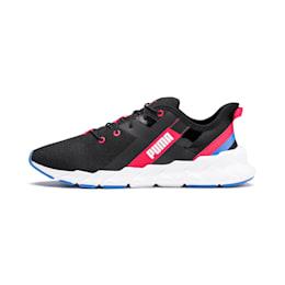 Zapatillas de training para mujer Weave XT Shift, Puma Black-Nrgy Rose, small