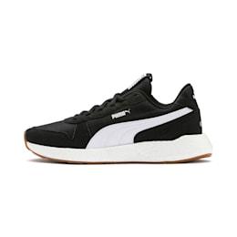 Ténis de corrida NRGY Neko Retro para mulher, Puma Black-Puma White, small