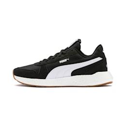NRGY Neko Retro Women's Running Shoes, Puma Black-Puma White, small-IND