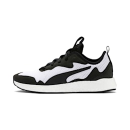 NRGY Neko Skim Men's Running Shoes, Puma White-Puma Black, small