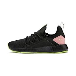 NRGY Neko Shift Women's Running Shoes, Puma Black-Bridal Rose, small