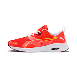 HYBRID Fuego Men's Running Shoes, Nrgy Red-Rhubarb, small