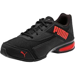 Zapatos de entrenamiento Leader VT Bold para hombre, Puma Black-High Risk Red, pequeño