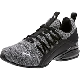 Axelion Wide Men's Training Shoes, Puma Black-Puma White, small