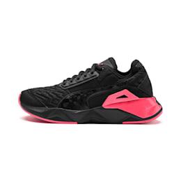 CELL Plasmic Fluorescent Women's Training Shoes, Puma Black-Pink Alert, small