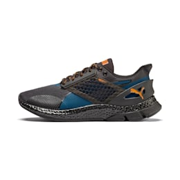 HYBRID NETFIT Astro Men's Running Shoes, Gibraltar Sea-Puma Black, small