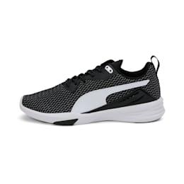 Aura XT Men's Shoes, Puma Black-Puma White, small-IND