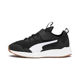 NRGY Neko Skim AC Kids Sneaker, Puma Black-Puma White, small