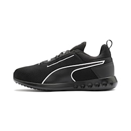 Carson 2 Concave Youth Trainers, Puma Black, small
