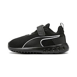 Carson 2 Concave V Babies' Trainers, Puma Black, small