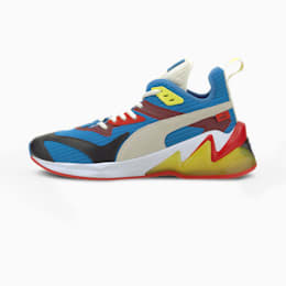 LQDCELL Origin Men's Training Shoes, Palace Blue-Puma Black, small