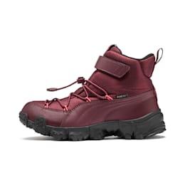 Maka PURETEX Boots JR, Vineyard Wine -Calypso Coral, small