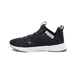Contempt Demi Men's Running Shoes, Asphalt-Puma White, small-IND