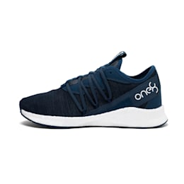 NRGY Star Knit one8 Unisex Running Shoes, Dark Denim-Puma White, small-IND