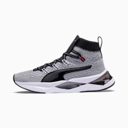 Chaussure pour l'entraînement PUMA x ADRIANA LIMA LQDCELL Shatter XT pour femme, Puma Black-High Rise, small