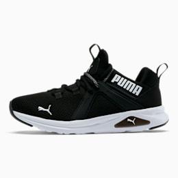 Zapatos de entrenamiento Enzo2 para mujer, Puma Black-Puma White, pequeño