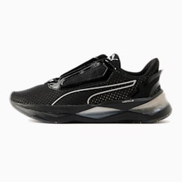 LQDCELL Shatter XT Metal Women's Training Shoes, Puma Black-Metallic Gold, small-SEA