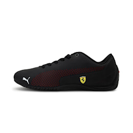 Ferrari Drift Cat 5 Ultra Trainers, Puma Black-Rosso Corsa-Black, small-IND