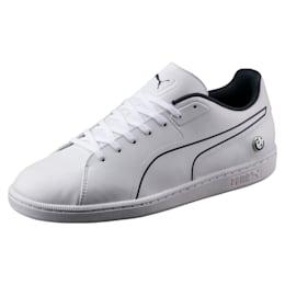 BMW Motorsport Court Men's Shoes, Puma White-Team Blue, small-IND
