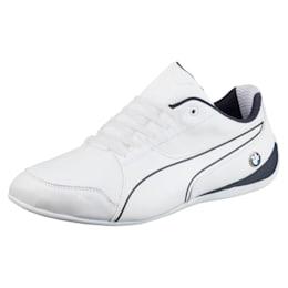 BMW Motorsport Drift Cat 7 Shoes, Puma White-Team Blue-PumaWht, small-IND