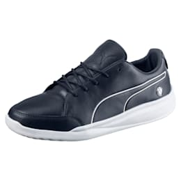 BMW Motorsport Casual Men's Shoes, Team Blue-Puma White, small-IND