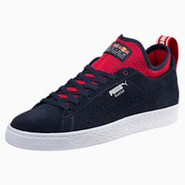 Red Bull Racing Suede Trainers, NIGHT SKY-Freesia-Chinese Rd, small-IND