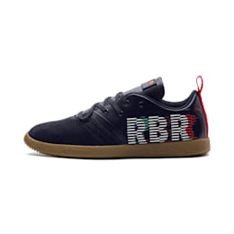 Red Bull Racing Cups Lo Trainers, NIGHT SKY-Chinese Red, small-IND
