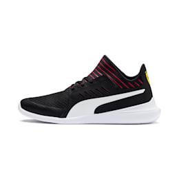 Scuderia Ferrari Evo Cat Mace Men's Sneakers, Puma Black-Puma White, small