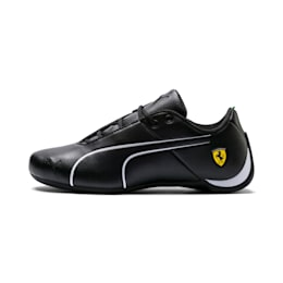 Scuderia Ferrari Future Cat Ultra Shoes JR, Puma Black-Puma White, small