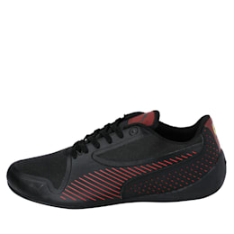 Ferrari Drift Cat 7 Ultra Shoes, Puma Black-Rosso Corsa, small-IND