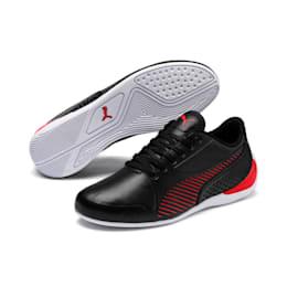Scuderia Ferrari Drift Cat 7S Ultra Shoes JR, Puma Black-Rosso Corsa, small