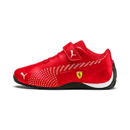 Souliers Scuderia Ferrari Drift Cat5 Ultra II, jeune enfant