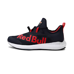 Red Bull Racing Evo Cat II IGNITE Shoes, NIGHT SKY-Chinese Red-White, small-IND