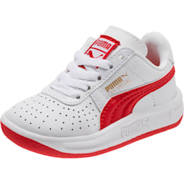 GV Special Toddler Shoes, Puma White-Ribbon Red, small