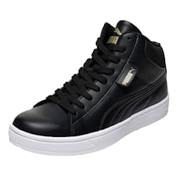 1948 Vulc Shoes, black-white, small-IND