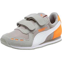 Cabana Racer Mesh AC Little Kids' Shoes, Rock Ridge-White-Vibrant, small