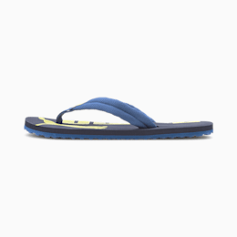 Epic Flip v2 Kids' Sandals, Peacoat-Bright Cobalt, small