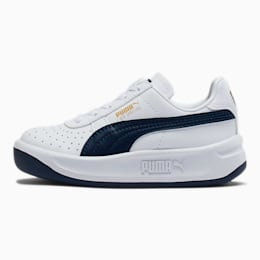 GV Special Little Kids' Shoes, Puma White-Peacoat, small