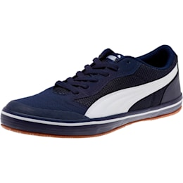 Astro Sala Men's Sneakers, Peacoat-Puma White, small