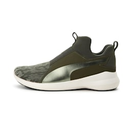 Rebel Mid VR Women's Shoes, Olive Night-Olive Night, small-IND