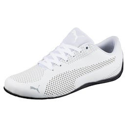 Drift Cat Ultra Reflective Shoes, Puma White-Puma Black, small-IND